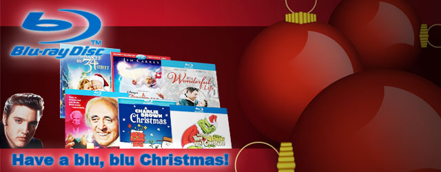 Blu-ray 3D Holiday Christmas Sales