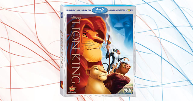 Disney 3D Blu-ray: Ready for Your Living Room