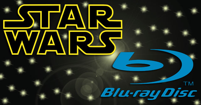 Star Wars Saga Coming to Blu-ray