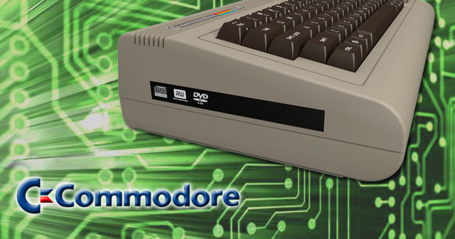 New Commodore 64 Computer