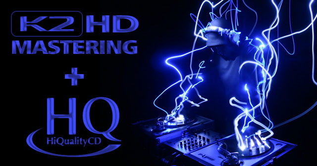 "JVC Releases 10 ""K2HD MASTERING + HQCD"" discs"
