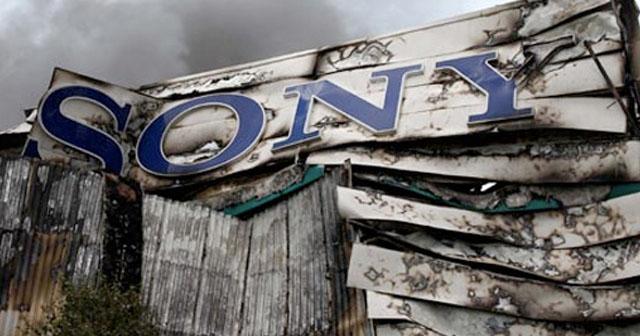 Sony DADC London Riot's