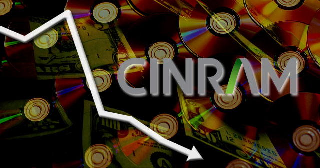 Disc Manufacturer Cinram's Financial Troubles
