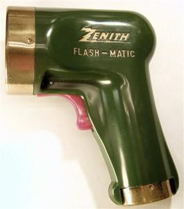 Zenith Flash-Matic TV Remote Control