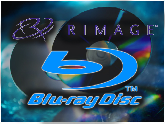 Rimage Blu Lock Technology