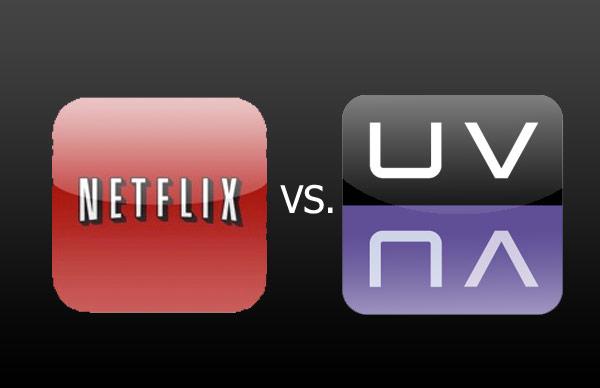 Netflix Vs Ultraviolet