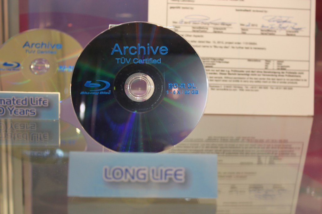 CMC Archival 50GB discs
