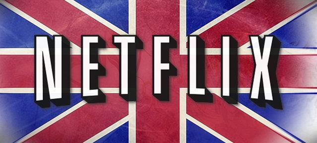Netflix-England